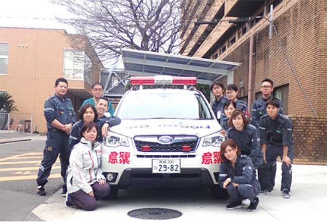 3西病棟/救命救急センター